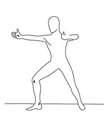 posture-de-l-archer